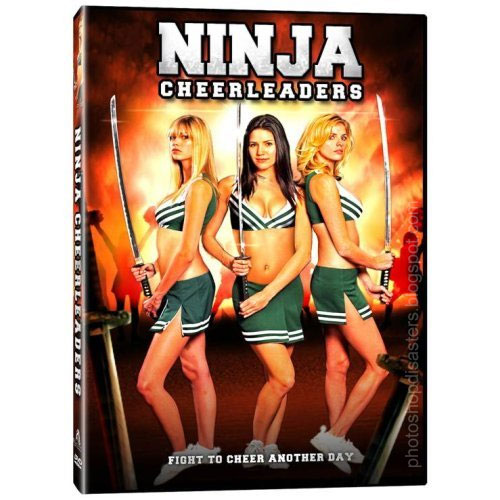 Ninja Cheerleaders PSD