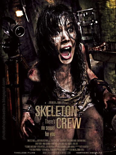 Skeleton Crew PSD