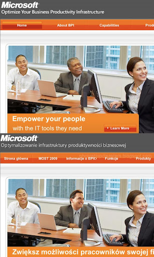 Microsoft Poland PSD