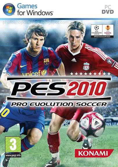 PES Soccer PSD