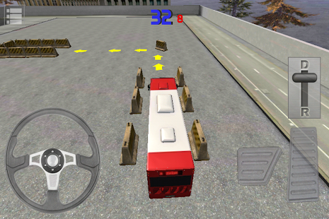 Screenshots  Bus Parking 3D