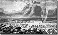 Israel at Mt. Sinai