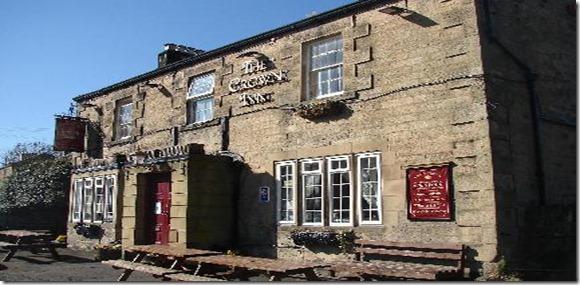 Odd history Pub house
