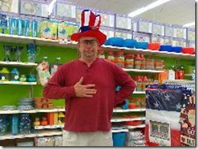 Dave the 4th of July