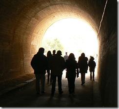 túnel vía verde maigmó