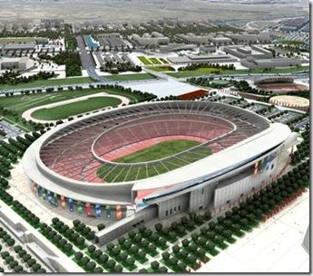 Estadio Olimpico nuevo