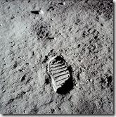 huella de Aldrin