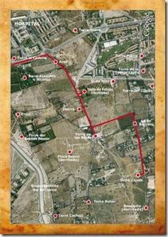 folleto ruta