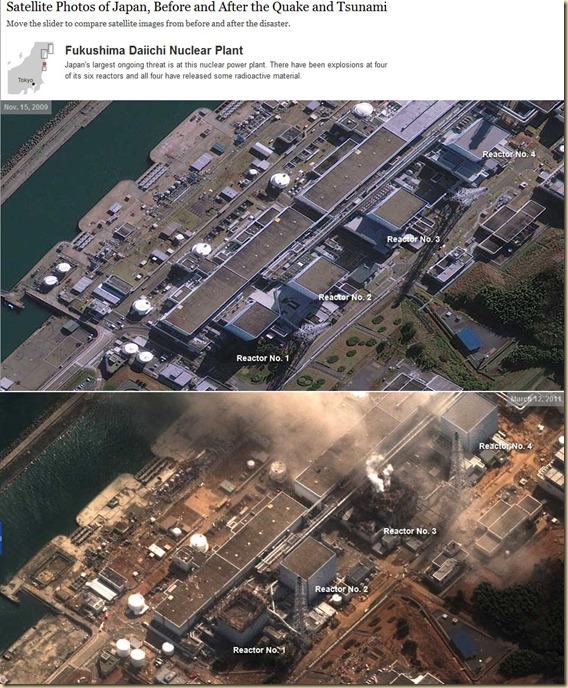 plantas nucleares japonesas