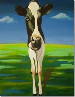 vaca flaca