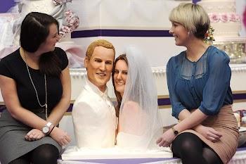 """威廉王子大婚前的""""捞金热"""""""