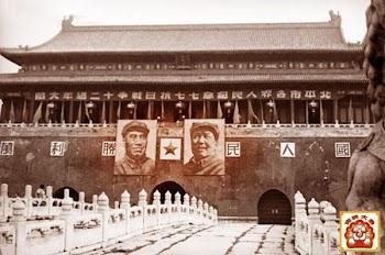 20世纪以来 天安门挂过哪些人的画像?