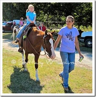 Horse Show Allie 3