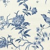 pillemont toile fabric blue