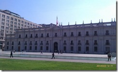Government Palace, Santiago Chile (1)