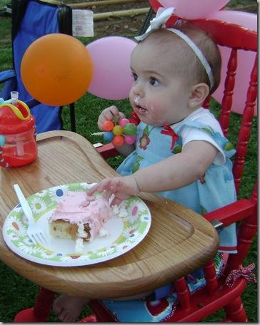 G Eating Cake 4