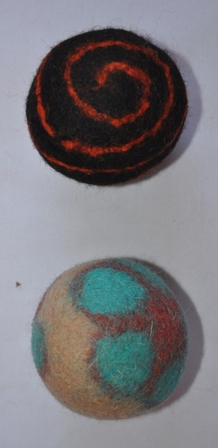 Felt Ball