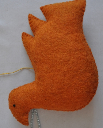 Felt Duck
