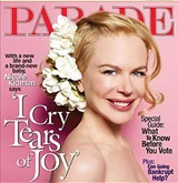 Nicole Kidman parade cover photo