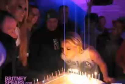 Britney Spears Birthday Party In London picture