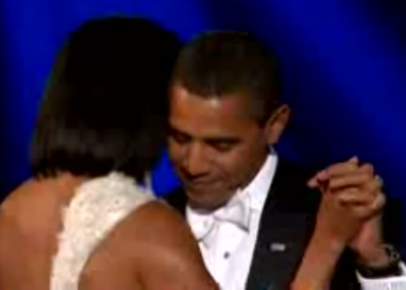 Barack Obama Michelle Obama First Dance