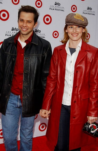 Sarah Trigger Jon Cryer ex wife photo