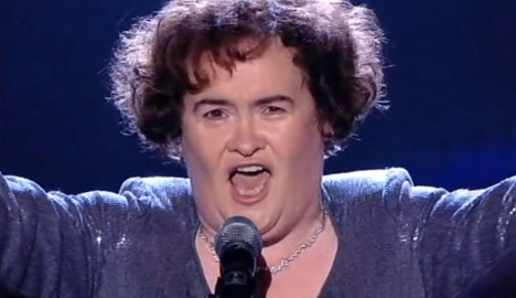 Susan Boyle Final Performance May 30, 2009