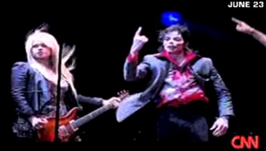 Michael Jackson Final Rehearsal Video on June 23 2009 picture