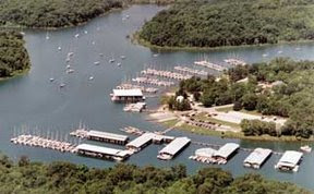 Orleans trail resort and marina stockton in missouri for Devils elbow fishing resort