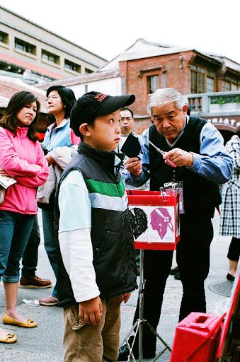 台北隨拍 越拍越退步之底片分享