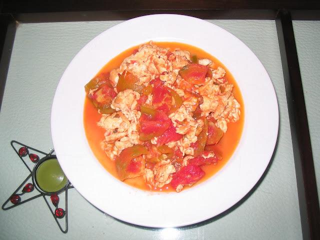 柑仔蜜炒卵