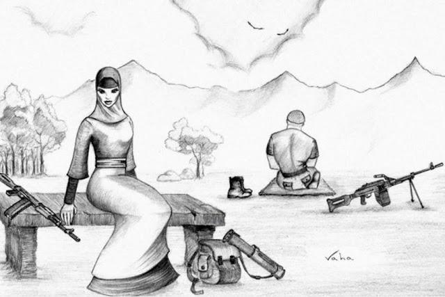 Метки женщины, разделение полов, романтизм, секс, хиджаб, эротика