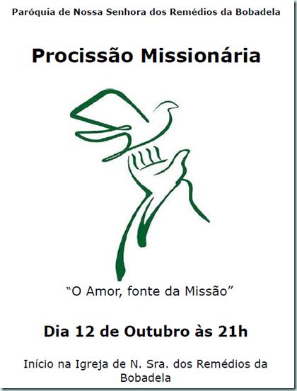 Procissão Missionária