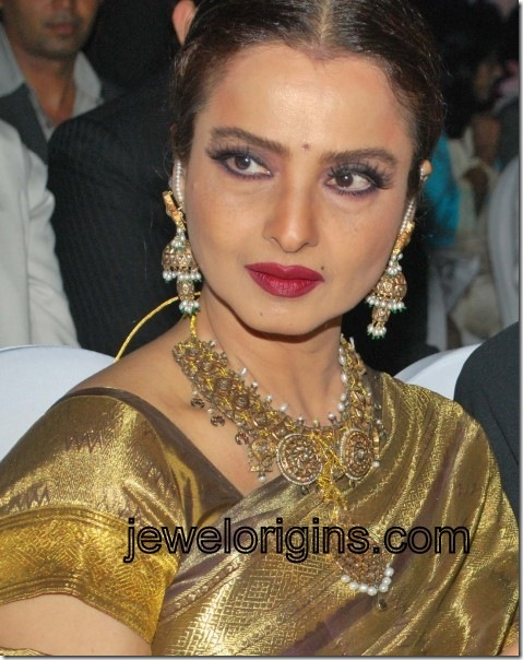 Rekha_Gold_necklace