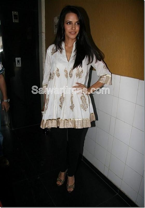 Neha-Dhupia-White_designer_salwar_kameez
