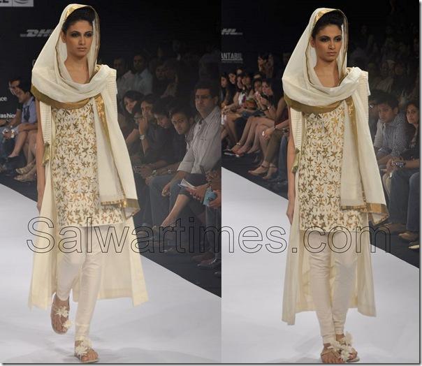 Debarun_Cream_Designer_Salwar_Kameez