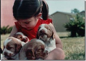 littleKristy&puppies