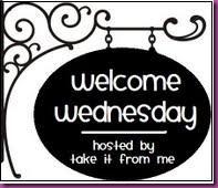 WelcomeWednesday