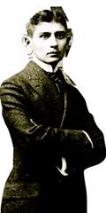«Αγαπητέ Μαξ, η τελευταία µου επιθυµία:  Οτιδήποτε αφήνω πίσω µου (...) µε τη  µορφή ηµερολογίων, χειρογράφων,  επιστολών (δικών µου και άλλων),  σχεδιασµάτων κ.ο.κ., να καούν χωρίς να  αναγνωστούν», έγραψε ο Φραντς Κάφκα  (φωτογραφία) στον Μαξ Μπροντ