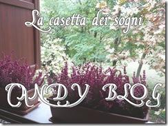 Casetta dei sogni - Candy blog