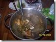 酸菜魚頭湯