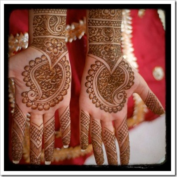 Bride'sHennaHands