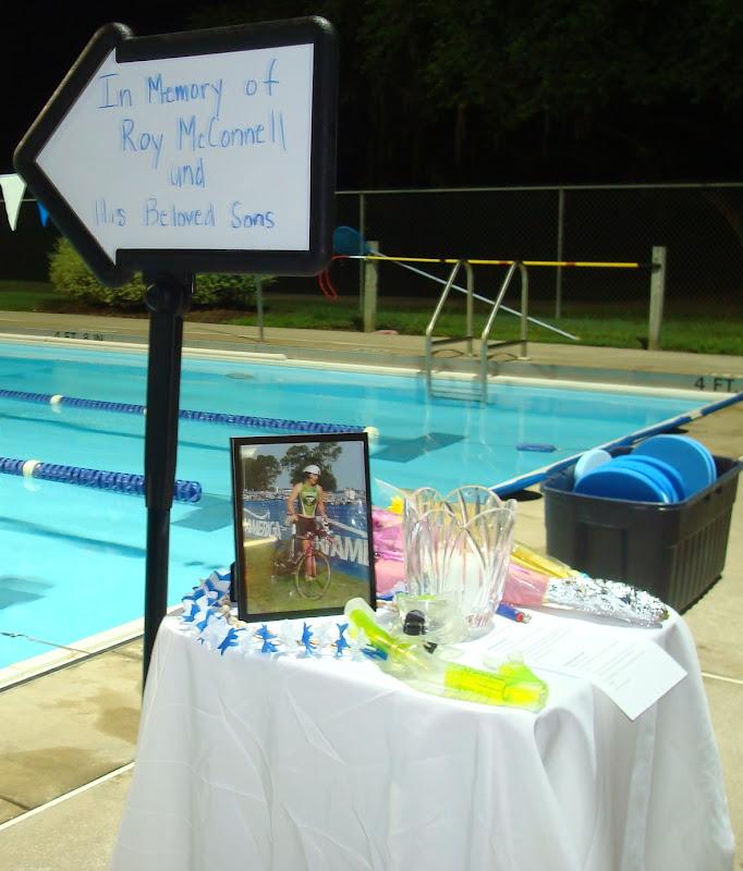 Blanchard Park Y Tri Club Memorial Swim For Roy