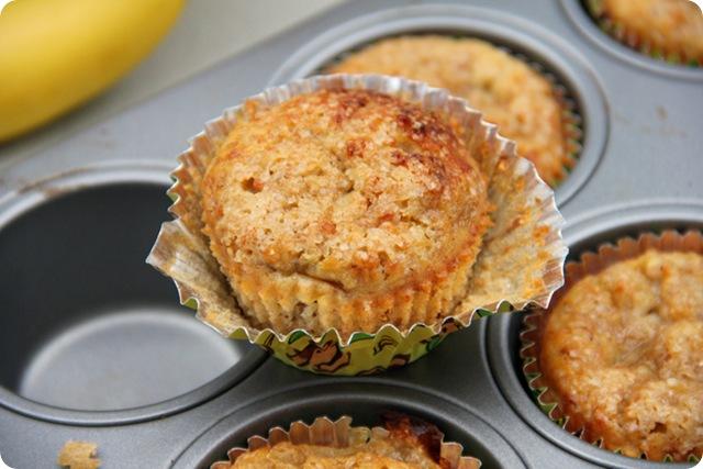Banana Kashi Muffins 2
