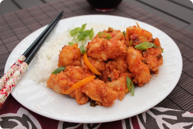 PF Changs Orange Chicken 2