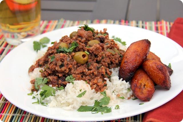 Cuban Picadillo2