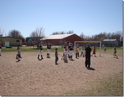Emporia State Softball Pen Pals 025