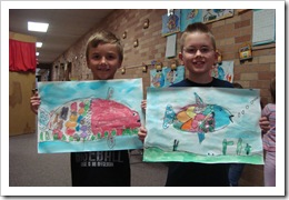 Rainbow Fish end of school 006