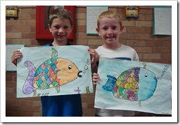 Rainbow Fish end of school 007
