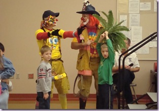 Fire Clown Assembly 004